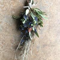 野の花屋  スターリンジアスワッグ