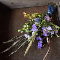 野の花屋  ローズドライスワッグ