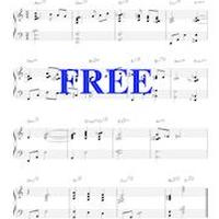 Fly me to the moon Sheet Music Free
