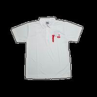 へたっぴゴルフ研究所×NoN`s design Golf Polo(White)