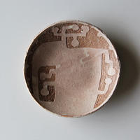 キムホノ 6寸皿(no.2)