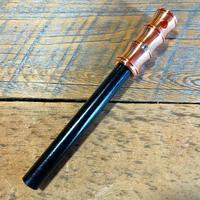 銅ハンドルメタルマッチ「野良スティック ~竹~ 」極太13mm径 ※ストライカー1点付属