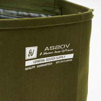 AS2OV × 野良道具製作所 ALBERTONトートバッグ サイズ:S