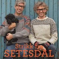 アルネ&カルロス Arne&Carlos/書籍(ノルウェー語)Strikk fra Setesdal