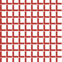 Linie Red マルチクロス (幅140cm x 長さ200cm)