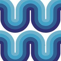 Vision Blue マルチクロス (幅140cm x 長さ200cm)
