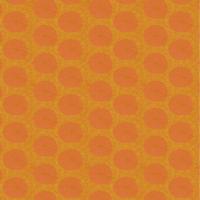 Maskros Orange ファブリック (幅147cm x 長さ240cm)