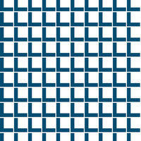 Linie Blue マルチクロス (幅140cm x 長さ200cm)