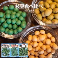枝豆食べ比べセット / 送料込 種セット 67g ギフト