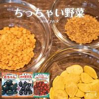ちっちゃい野菜セット(かぼちゃ/なす/とまと) / 送料込 種セット 0.7ml +南瓜5粒(12g) ギフト