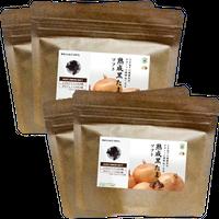 【定期便】熟成黒たま ソフト 毎月4個セット / 送料込 健康食品 単品 200g ギフト
