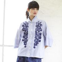【ann,吉】ブラウス(10120411) 美しいシャツno.03掲載