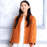 【ann,吉】ブラウス(10120420) 美しいシャツno.11掲載