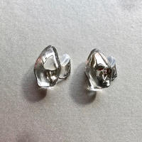 Prizme Earrings Platinum/プリズムイヤリング プラチナ
