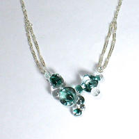 Emerald Necklace / エメラルドネックレス