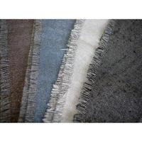 Herringbone glitter scarf  M~L size