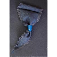 Herringbone glitter scarf S~M size