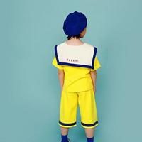 썸머세일러 set〔옐로〕 | summer sailor set〔イエロー〕
