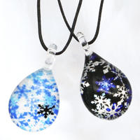 <SNOWモデル2個セット>  Falling Snow & Blue Snow Pattern