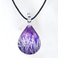 ドロップMサイズ Double Layer Lavender Field