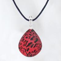 ドロップMサイズ Red Leopard