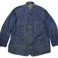 50's FULL CUP Denim Chore Jacket  デニム カバーオール