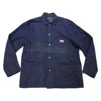 NOS 60's WHITEFIELD Denim Chore Jacket  (44) デッドストック ホワイトフィールド デニム カバーオール ワンウォッシュ