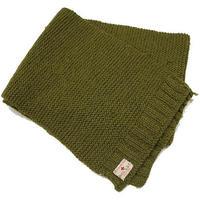 〜40's AMERICAN RED CROSS Knit Muffler アメリカンレッドクロス ウール ニットマフラー ARC