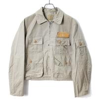 1960s HUDSON BAY HERTER'S Cotton Fishing Jacket (about M) ハドソンベイ フィッシングジャケット