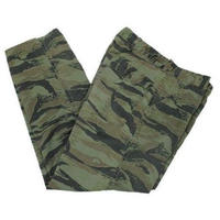 〜70's Civillian USMC Pattern Tiger Stripe Pants (ABOUT 34) シビリアン USMCパターン タイガーストライプ パンツ