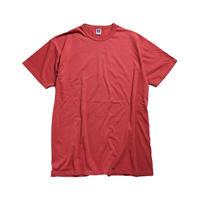 90's RUSSELL ATHLETIC 100% Cotton Plain T-SHIRTS (L) ラッセル クルーネック コットン Tシャツ 無地  ピンク系