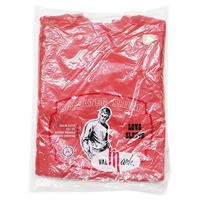 NOS 60's VAL Mark SWEAT SHITRS RED (M) 袋入り デッドストック スエットシャツ 赤 無地
