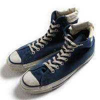 NOS 70's CONVERSE × SEARS WINNER Canvas Sneaker Navy (9 1/2) デッドストック コンバース  シアーズ キャンバススニーカー 紺