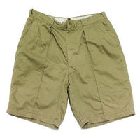 50's U.S.ARMY SHORTS,MAN'S,COTTON,UNIFORM TWILL 8.2oz.KHAKI,SHADE NO.1 (w34 R) チノショーツ (実寸w32)