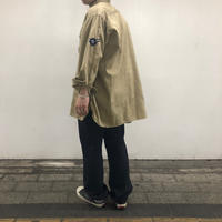 "40's〜50's  ""US ARMY"" Military Chino Shirt"