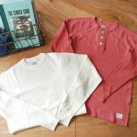『SD Thermal Long Sleeve Henley Neck』