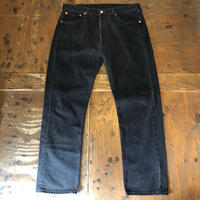 90's Levi's 501 ブラック MADE IN USA