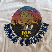 "90's ""KMLE COUNTRY"" Tシャツ"