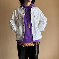 Levi's 70503  ホワイトデニムジャケット