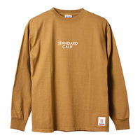 『SD Heavyweight Logo Long Sleeve T』
