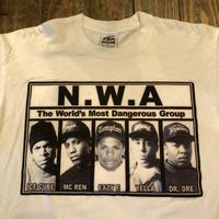 """90's〜 """"N.W.A"""" Tee  PRO5body"""