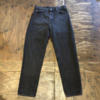 "80's〜 ""Levi's"" 550 BLACK MADE IN USA"