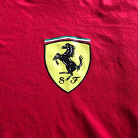 "00's〜 ""Ferrari"" Tシャツ"