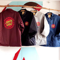『SANTA CRUZ × SD Coach Jacket Type 2』