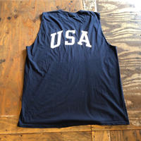 """90's """"POLO SPORT""""  ノースリーブシャツ MADE IN USA"""