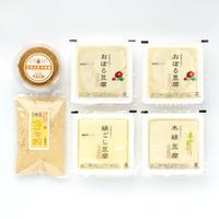 C 大浜大豆の地豆腐 大豆の味わいセット