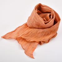 ストール / 万筋  縞 橙 / XL