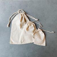 Organic Cotton Bag (3PCS)