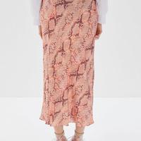 【Urban Outfitters】ロングスカート シフォンスカート フレアスカート