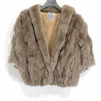 REX FUR BOLERO【WOMENS】